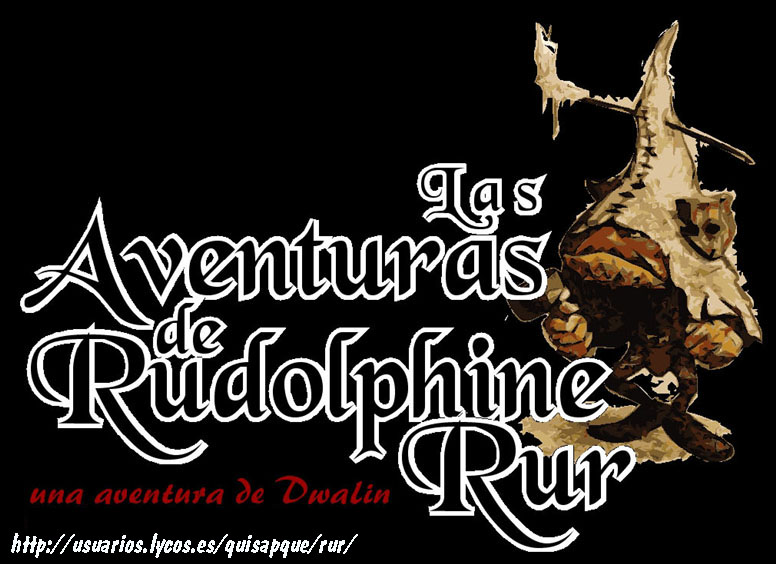 Las Aventuras de Rudolphine Rur